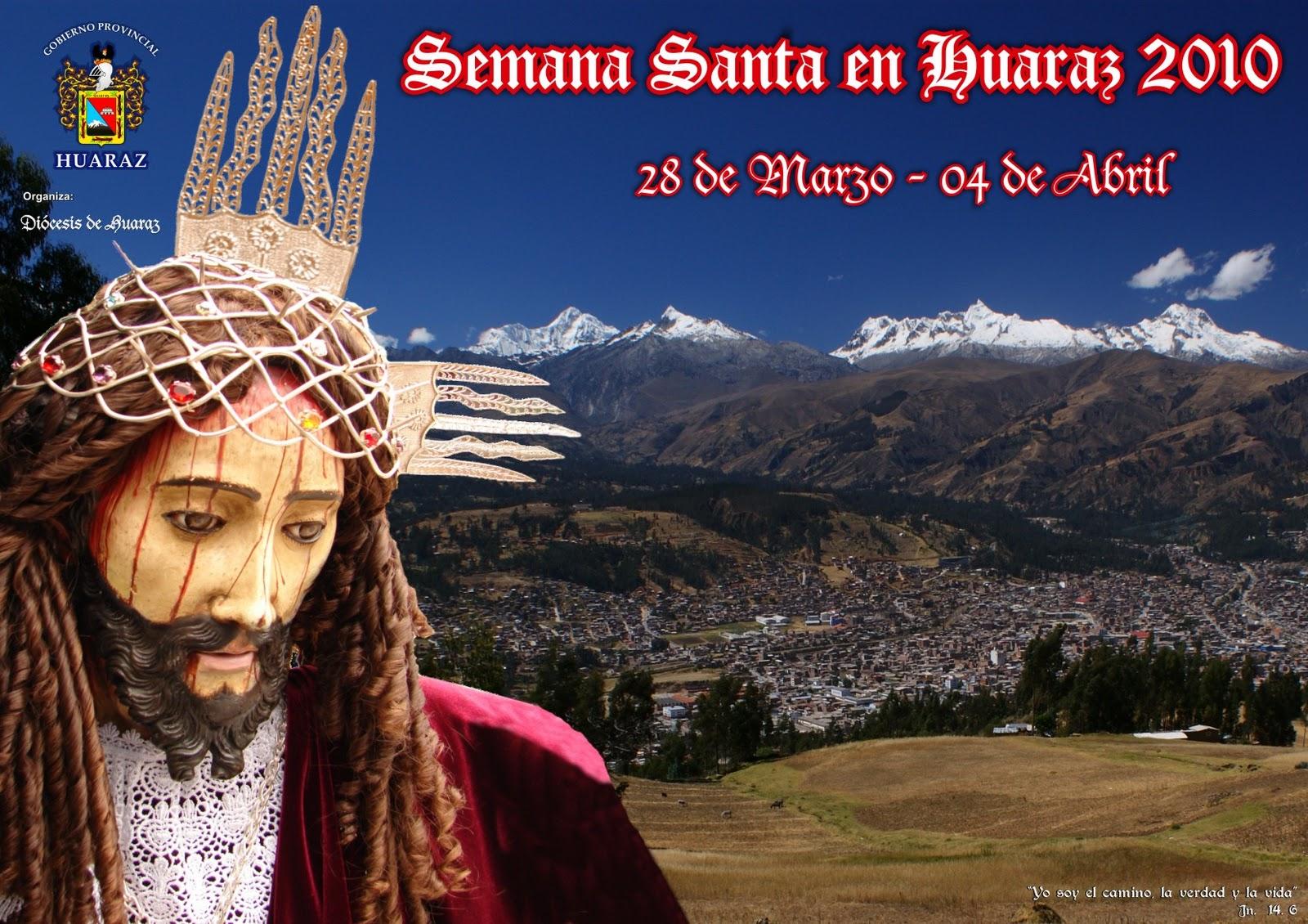semana santa huaraz: