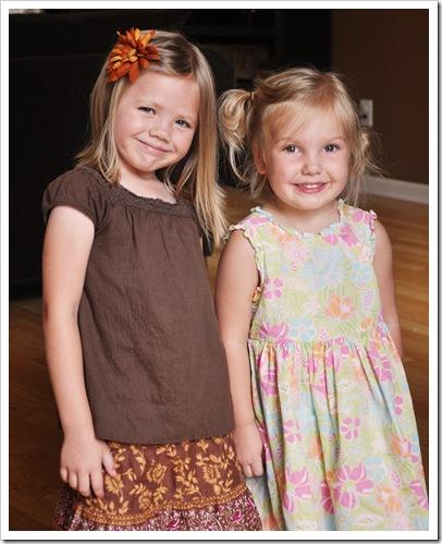 Stella and Lindsay