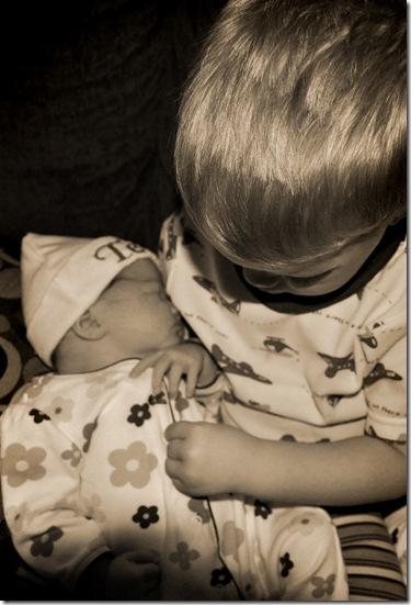 Isaac and Tess