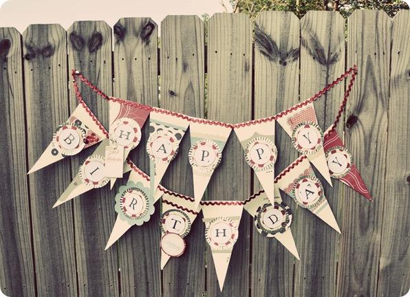 Happy Birthday Banner 2