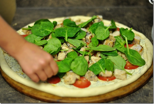 Basil Pizza 2
