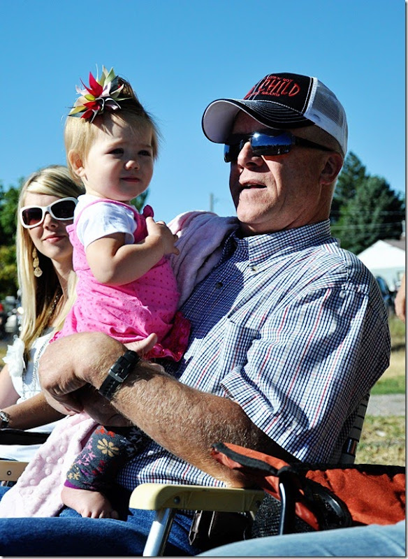 Parade with Papa