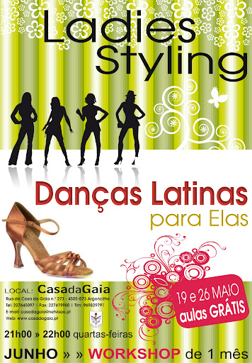 Ladies Styling Casa da Gaia