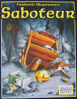 Art work from the box cover for Saboteur