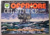 Box artwork for Offshore Oil Strike courtesy of Boardgamegeek