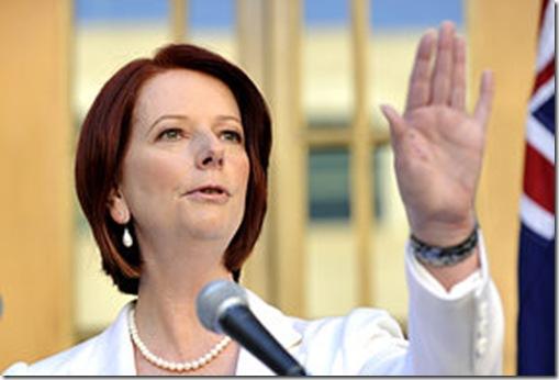 22 7 2010 Gillard