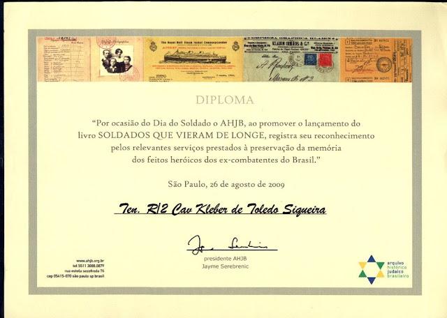 Diploma  AHJB