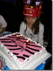 6 year party 038