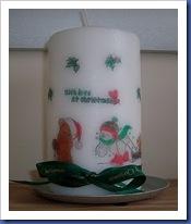 Sarah's candle