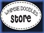 whimsie doodles Storetag