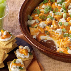 Philly Buffalo Chicken Dip
