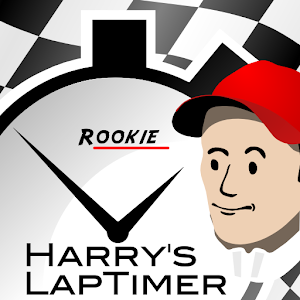 Harrys LapTimer Rookie
