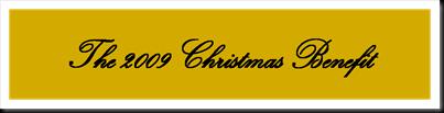Christmas Benefit