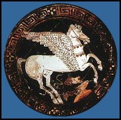 pegasus Pégaso cavalo alado
