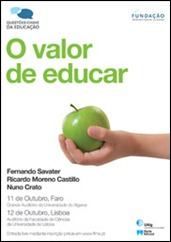 o-valor-de-educar- conferência