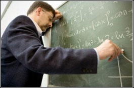 Ricardo Moreno Castillo professor de matemática