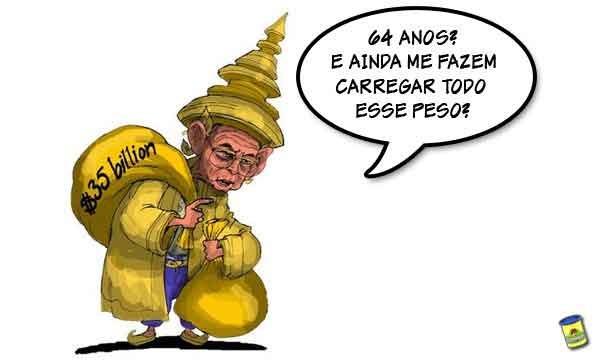 bhumibol-adulyadej-cartoon