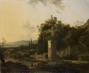 RIJKS: Frederik de Moucheron: painting 1667