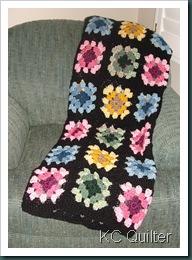 CrochetedGrannySquareAfghan