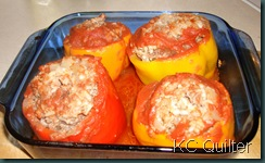 RainbowStuffedPeppers