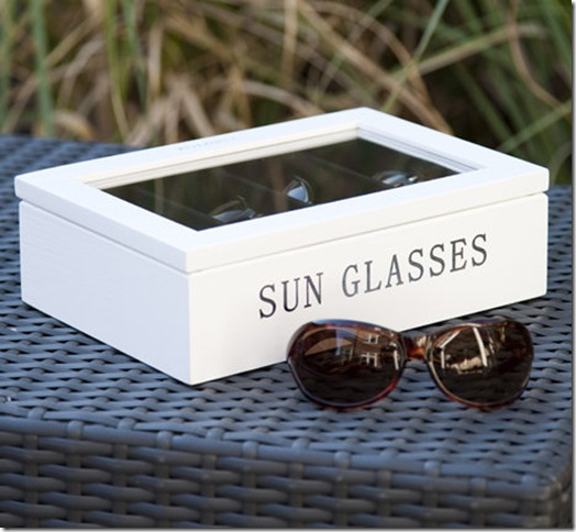 Riverdale 4 Sun glasses box