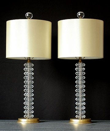 Diamonds table lamp