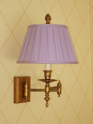 Wall%20lamp,%20Classic%20Swing%20Arm%20sconce%20Double%20segment