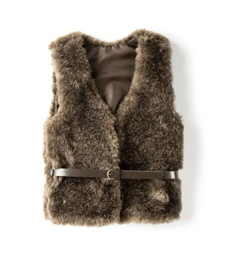 Gift 16 (Zara fur jacket)