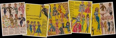 View Fredricks of Hollywood fashions