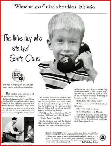 Santa Stalker