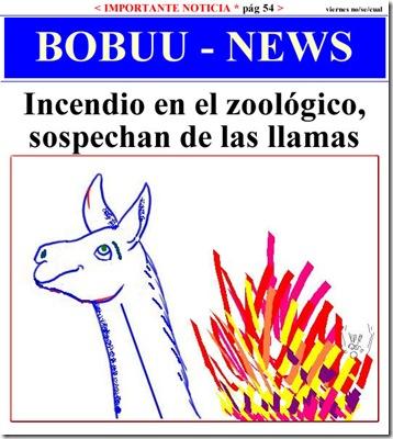 incendio en el zoo sospechan de las llamas