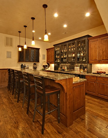 Designing Your Dream Home: Mountain Homes- Bars, Wine Cellars ...
