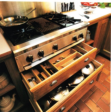 Designing Your Dream Home: Kitchen Utensil Storage: Mistakes to Avoid