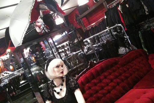 cruella, goth boutique, goth shop, rock shop, horror tshirts