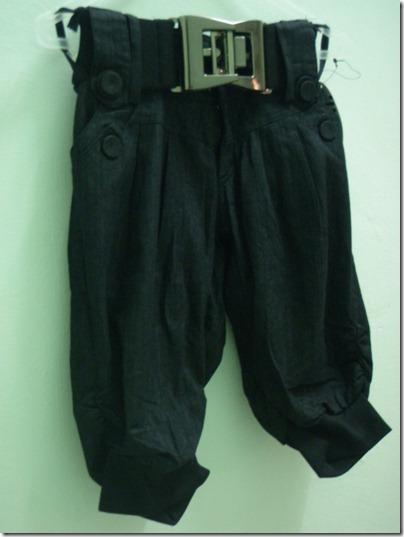 3 quarters pants