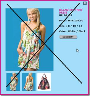 Roxy dress X