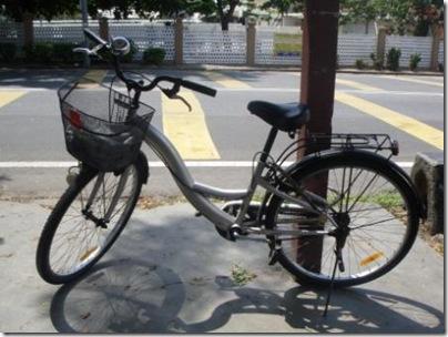 Grandpa's bicyle