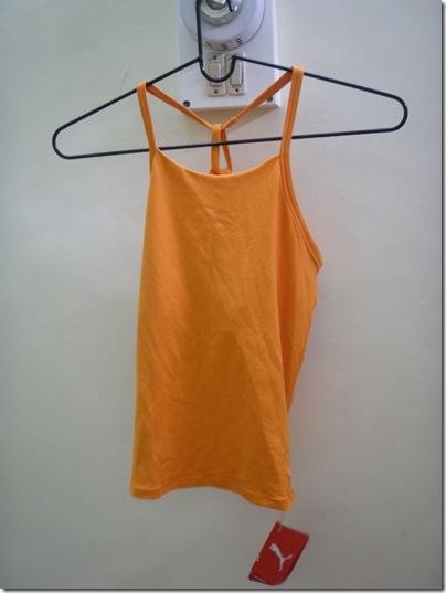 Orange Puma Spag