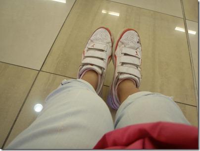 shoe snap, again??
