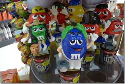 M&M's Historical Figures