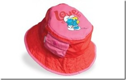 Smurf Foldable Hat - HKD 99