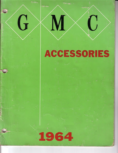 Description et spécifications Chevrolet GMC 1960-1966 Image0