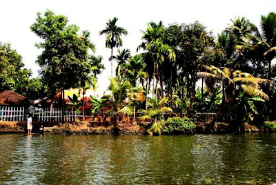 Venice of the East - Alleppey...