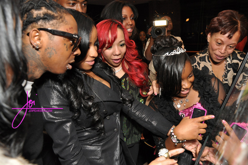 Fotos: Lil Wayne comemora aniversário da filha, Reginae Carter