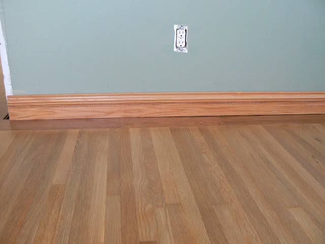 Trim Pics Does This Match The Floor General Hardwood Flooring