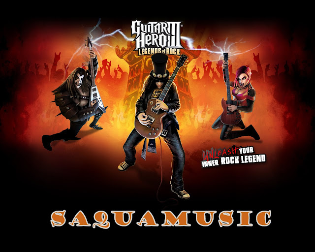 Download: Trilha Sonora Guitar Hero