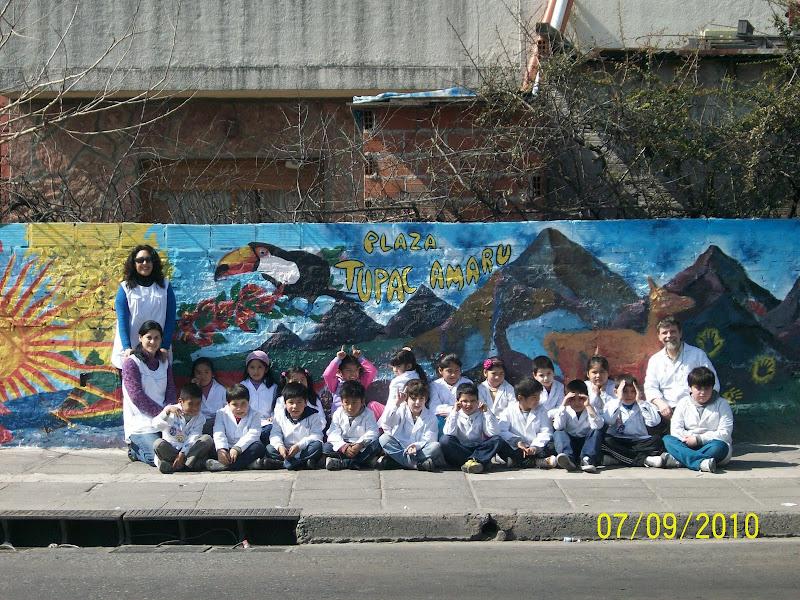 Guarani en la escuela Argentina