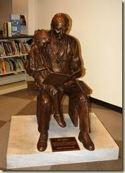 Children Library Figure