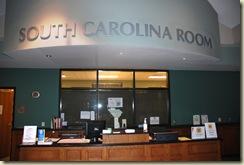 South Carolina Room