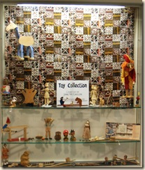 Toy Collection Display
